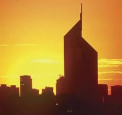 top sunsets in dubai