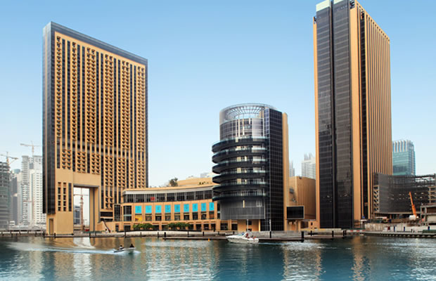 dubai marina the address hotel
