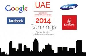 top brands dubai samsung 2014