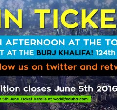 burj khalifa ticket competition