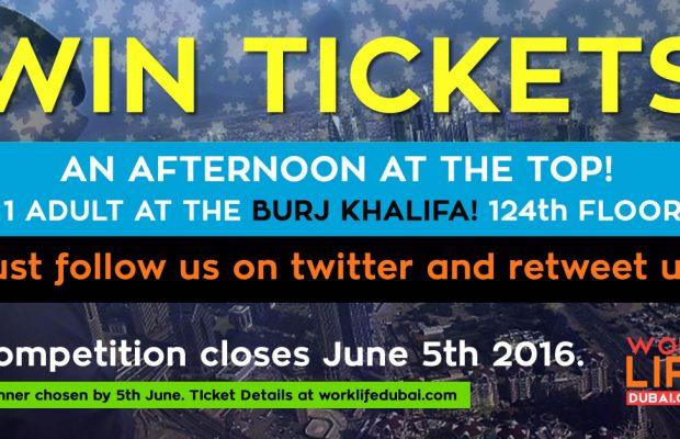 burj khalifa ticket competition