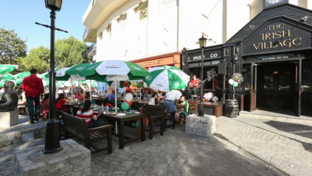 Dublin in Dubai?! Chillout Spots in Dubai